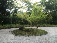 溫泉飯店庭院造景